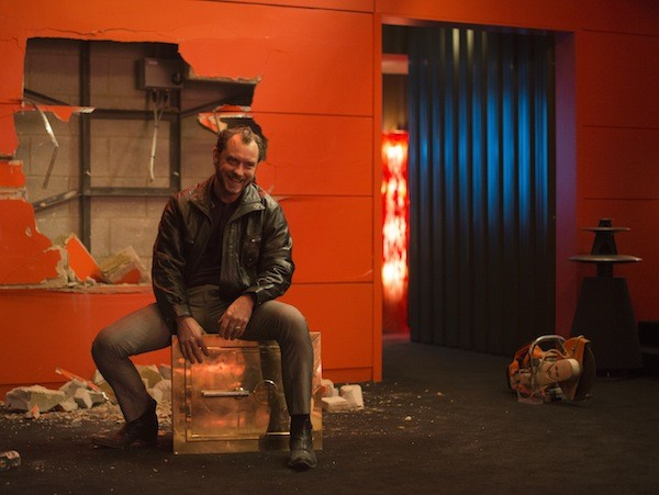 Jude Law in Dom Hemingway. (Photo: Fox Searchlight)