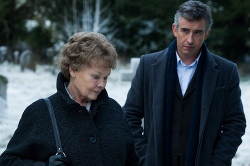 Judi Dench and Steve Coogan in Philomena. (Photo: The Weinstein Company)