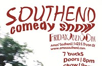Southend Comedy Show at Amos'