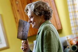 THINKFILM - JUNE CLEAVER? A sweet homebody (Maggie Smith) harbors a deadly secret in Keeping Mum