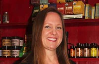 Karen Cooley, owner of Cooking Uptown