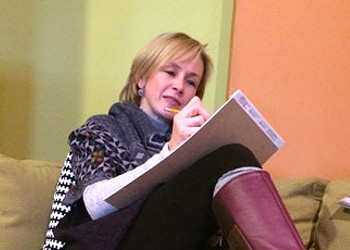 Kathie Collins: The Scribe Whisperer