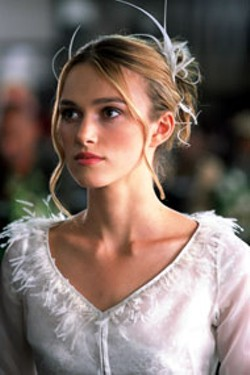 UNIVERSAL - Keira Knightley in Love Actually