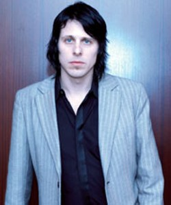 Ken Stringfellow at The Room on Tuesday