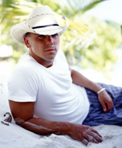 GLEN ROSE - Kenny Chesney plays the Verizon Wireless - Amphitheatre on Friday