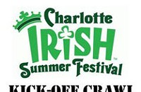 Kick off Charlotte Irish Summer Festival right