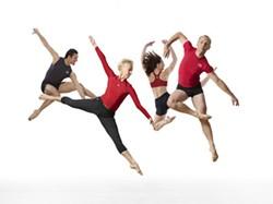LOIS GREENFIELD - Kim Robards Dance