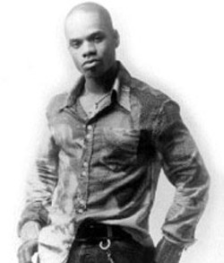 Kirk Franklin performs at Carowinds on Saturday
