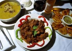 RADOK - La Canasta Dominicana Restaurant's simple and - savory foods