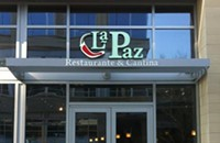 La Paz's grand opening party
