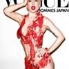 Lady Gaga's meat bikini