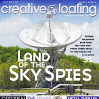 Land of the Sky Spies