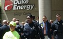 Are protesters responsible for decreasing Duke Energy rate hike?
