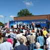 Organizing for America opening an office in Charlotte