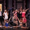 <i>Legally Blonde — A Musical</i>: An ocean of pink at CPCC