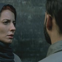 Leila Hatami and Peyman Moadi in A Separation