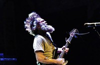 Anders Osborne lets his music flow naturally