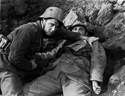 UNIVERSAL - Lew Ayres (left) in All Quiet on the Western Front