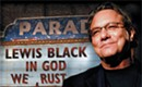 Lewis Black tour stops in Charlotte