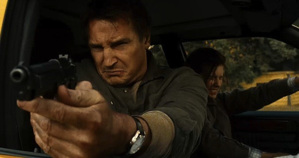 Liam Neeson and Maggie Grace in Taken 2 (Photo: Fox)