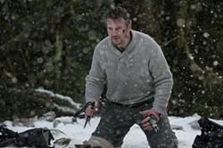 OPEN ROAD FILMS - Liam Neeson in The Grey