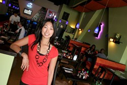 CATALINA KULCZAR - Lian Gabriel of the Pho Real Restaurant and Bar on E. McCullough Drive