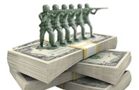 Libertarians and liberals should join forces to reduce military spending