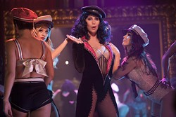 STEPHEN VAUGHAN / SCREEN GEMS - LIFE IS A CABARET, OLD CHUM: Cher in Burlesque