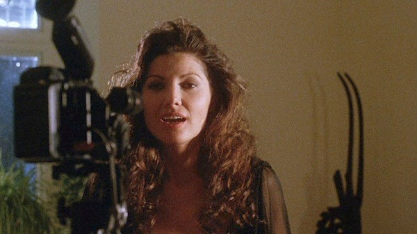 Liliana Komorowska in Scanners III: The Takeover (Photo: Shout! Factory)