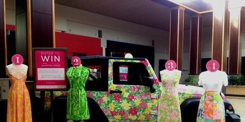Lilly Pulitzer opens at South Park