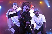Live review: Lindsey Stirling, The Fillmore (6/27/2014)