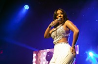 Live photos: K. Michelle, The Fillmore (2/26/2015)