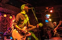 Live photos: Lucero, Visulite Theatre (2/19/2015)