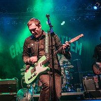 Live photos, setlist: Gaslight Anthem, The Fillmore (5/7/2014)