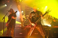 Live photos: Slayer, The Fillmore (11/23/2014)