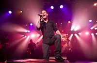 Live photos: Stone Sour, The Fillmore (1/15/2014)