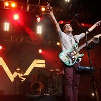 Live review: 2014 Weenie Roast, PNC Music Pavilion (9/6/2014)