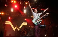 Live review: 2014 Weenie Roast, PNC Music Pavilion (9/6/2014)