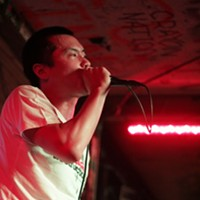 Live review: Adam WarRock, The Milestone, 5-25-2012