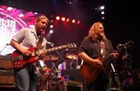 Live review: Allman Brothers Band, Verizon Wireless Amphitheatre, 8/3/2012