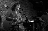 Live review: Amigo, Evening Muse (8/24/2013)