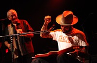 Live review: Ben Harper and Charlie Musselwhite, The Fillmore (9/15/2013)