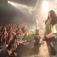 Live review: Charlotte Gets F*cking Weird, Chop Shop (7/27/2013)