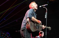 Live review: Coldplay, Time Warner Cable Arena, 7/3/2012