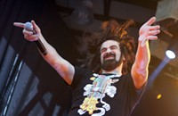 Live review: Counting Crows, Michael Franti & Spearhead, Augustana