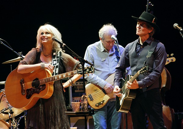 Live review emmylou harris and rodney crowell belk theater 41 harriscrowelldcoston4g stopboris Image collections