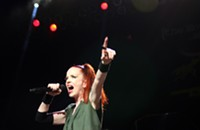 Live review: Garbage, Verizon Wireless Amphitheatre (9/16/2012)