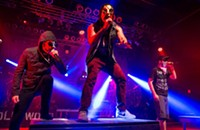 Live review: Hollywood Undead, The Fillmore (7/21/2013)