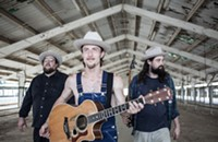 Live review: Howlin' Brothers, Evening Muse (5/10/2013)