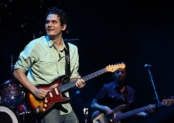 Live Review John Mayer Verizon Wireless Amphitheatre 9